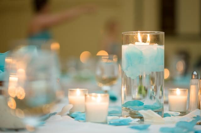 Unforgettable Evening Experience with Glass Hurricane Candle Holder